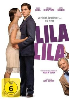 Lila Lila * IMDb Rating: 6,3 (495) * 2009 Germany * Darsteller: Daniel Brühl, Hannah Herzsprung, Henry Hübchen,
