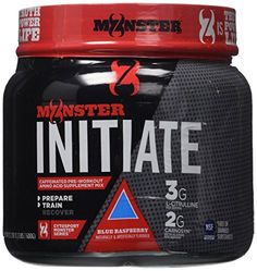 Cytosport Monster Initiate Nutritional Drink Blue Raspberry 600 Gram -- You can get additional details at