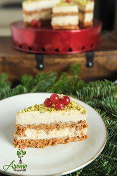 Raw Vegan Recipes, Healthy Recipes, Vegetarian Diets, Pie Dessert, Baby Food Recipes, Vanilla Cake, Nutella, Festive, Cheesecake