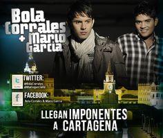 Bola Corrales y Mario Garcia – Llegan imponentes a Cartagena – http://vallenateando.net/2012/08/29/bola-corrales-y-mario-garcia-llegan-imponentes-a-cartagena-noticias-vallenato/# - #Noticias #Vallenato !