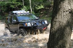Back-in-Black > Post A Pic of Your Black X - Page 3 - Second Generation Nissan Xterra Forums (2005+)