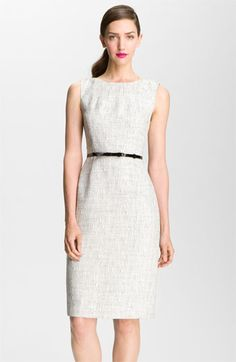 kate spade new york 'chondra' tweed sheath dress | Nordstrom