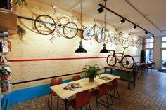 Meesterknecht cycle city wielercafe en wielerwinkel amsterdam fietswinkel amsterdam