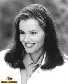 Geena Davis Photo shared by Christopher Maland Geena Davis, Ralph Fiennes, Find Image, Black And White, Beautiful, Celebrities, King, Women, Templates