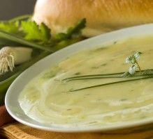 Recette - Soupe poireaux pommes de terre - Proposée par 750 grammes