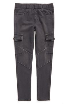 Tucker   Tate 'Sadie' Cargo Jeggings (Toddler Girls, Little Girls