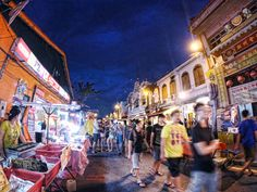 The Colorful Jonker Walk, Malacca