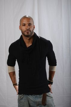 ricky whittle | Ricky Whittle Actor Ricky Whittle poses for a portrait at the photo ...