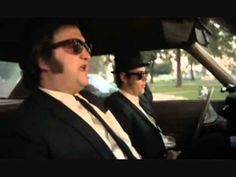 Blues Brothers - all the epic lines blue brother