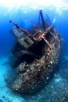 Pecios del Mar Rojo: El Giannis D