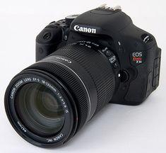 canon rebel t3i - my camera