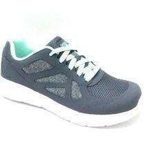 Danskin Now Womens Lightweight Tech Running Shoe, Women's, Size: 7.5, Green