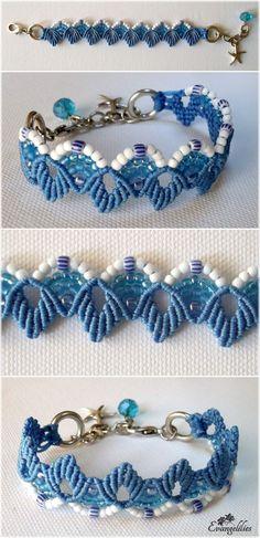 Pin by Mase on Diseños macrame-Nudos (Macreme-knots designs) | Pinter…