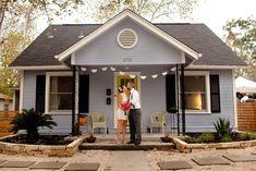 A Casual Wedding At Home: Ann & Tim · Rock n Roll Bride