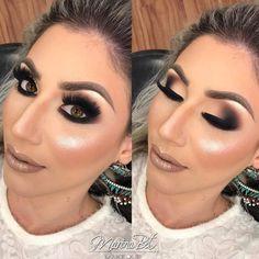 Sexy Makeup, Beauty Makeup, War Paint, Costume Makeup, Makeup Tools, Make Up, Vagas, Face, Earrings