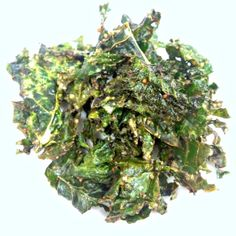 Lemon Parmesan Kale Chips