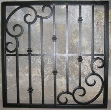 Resultado de imagen para protecciones para ventanas de herreria modernas