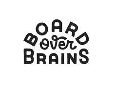 Board over brains by Olga Vasik