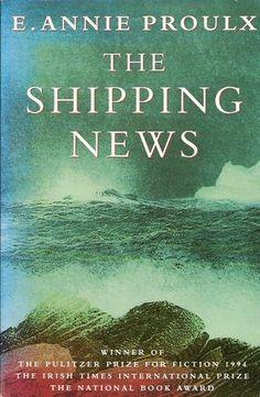 E. Annie Proulx: The Shipping News - Montagu Books - 5 Julie 2016 - R20