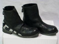 InJapan.ru — DIRK BIKKEMBERGS темный... bar... ботинки 38 один раз используется — просмотр лота