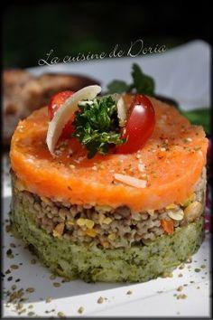 Duo de purée et Légumes Secs Gourmands - La cuisine de Doria
