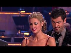 ▶ Erin Andrews & Maksim Chmerkovsky - Argentine Tango - Week 8 - YouTube