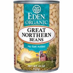 Eden Organic Great Northern Beans