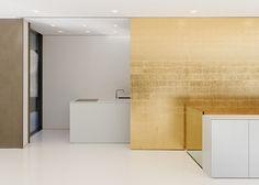 White & Gold - Kitchen