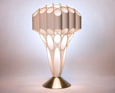Mushroom Table Lamp- First One Made by JasonofScottsdale on Etsy https://www.etsy.com/listing/229905600/mushroom-table-lamp-first-one-made