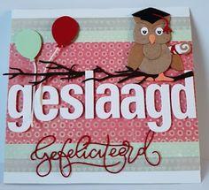 Marianne Design, Challenges, Blog, Cards, Owls, Decor, School, Decoration, Blogging
