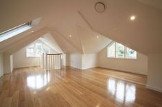 Jaw-Dropping Cool Tips: Finished Attic Bathroom attic bar awesome.Attic Makeover Before After attic ideas wardrobe.Pull Down Attic Storage. House Design, House, Home, Luxury Loft, Remodel, Living Spaces, Attic Conversion, Attic Remodel, Renovations