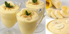 Mi Postre Increible Crema de Banana y Canela, Si te gusta dinos HOLA y dale a Me Gusta MIREN… | Receitas Soberanas