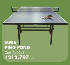 Mesa ping pong Ping Pong Table, Furniture, Home Decor, Decoration Home, Room Decor, Home Furnishings, Home Interior Design, Home Decoration, Interior Design