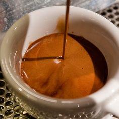 Espresso from a Slayer Machine, amazing.....