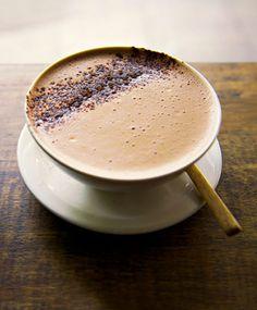 Palais des Thés : recette Chocolat chaud au Chaï Impérial