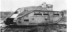 "British Mark C ""Hornet"" Medium Tank"