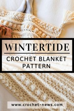 Wintertide Crochet Blanket Pattern – Crochet News Wintertide Crochet Blanket Pattern – Crochet News,Crochet Afghan Patterns We always want our moms to feel our love and care whenever they are not feeling good, but. Crochet Motifs, Afghan Crochet Patterns, Crochet Stitches, Crochet Afghans, Crochet Mandala, Knitting Patterns, Crochet Home, Crochet Yarn, Free Crochet