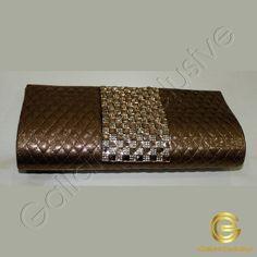 Clutch purse - Dark beige color with mirror and beads design clutch handbag Handbag Online, Purses Online, Wedding Sarees, Bridal Sarees, Dark Beige, Beige Color, Beaded Clutch, Clutch Purse, Wedding Designs