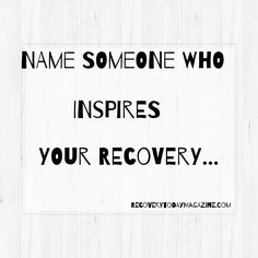 Tag them! Encourage spreading the message! Recoverytodaymagazine.com (link in bio) #recoveryispossible #recoveryroad #recovery #sober #drugfree #sobriety #cleanandsober #sobermovement #Soberissexy #partysober #Soberlife #read #reading #online #magazine #inspiration #inspirational