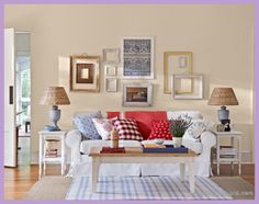 nice Country living room designs