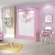 Dormitório das princesas