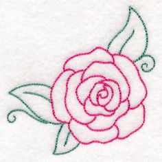 Machine Embroidery Designs at Embroidery Library! Hand Embroidery Videos, Embroidery Flowers Pattern, Machine Embroidery Patterns, Diy Embroidery Designs, Embroidery Stitches Tutorial, Couture, Embroidery On Jeans, Hand Embroidery Patterns, Stick Figure Drawing