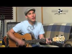 How to play Dreams by Fleetwood Mac (Guitar Lesson SB-215) - YouTube