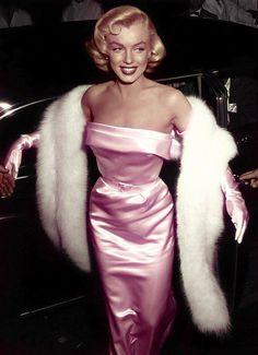 Marilyn GPB pink dress