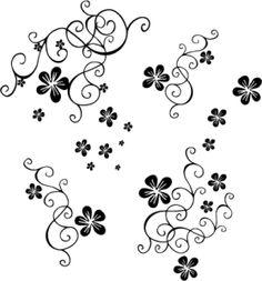 25%OFF as celebration of Canada day! PROMO CODE: CA25off #discount #sale #promo #canadaday #homedecor #wallart (http://www.babyboodecor.com/flower-swirls/)