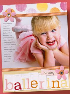 Print Journaling onto a Photo to Save Space