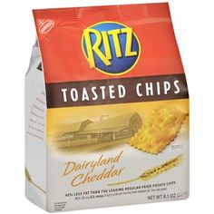My favorite cracker/chip ever!!! Thy are good and I try to always keep them around:))