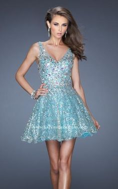 La Femme 19283 | La Femme Fashion 2014 - La Femme Prom Dresses - Dancing with the Stars