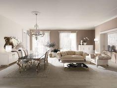 Stilul clasic reinterpretat - Stiluri decorative in tendinte 2015