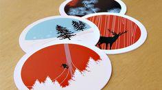 Steelcase Postcards